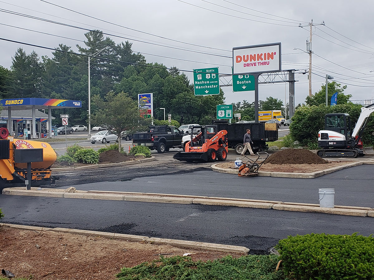 Local Paving Companies Derry NH