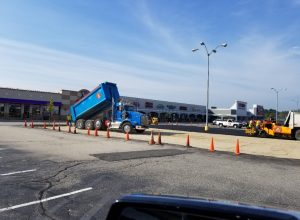 Commercial Asphalt Paving Derry