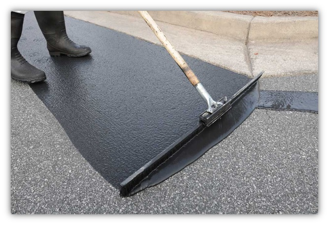 Atlantic Asphalt Paving Seal-Coating