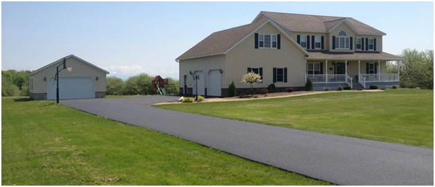 residential asphalt paving contractors near meResidential Driveway PavingDerry NH -