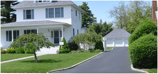 Residential Driveway Paving Derry NH - residential asphalt service derry new hempshire