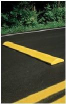 asphalt speed bump install company for you